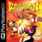 Rayman Rush Cover