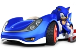 Sonic & All-Stars Racing Transformed Car