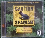 Caution Seaman Cover