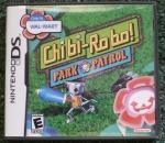 Chibi-Robo Park Patrol Cover