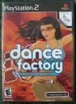 Dance Factory Cover