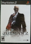 Hitman 2 Silent Assassin Cover
