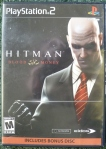 Hitman Blood Money Cover