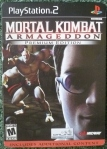 Mortal Kombat Armageddon Premium Edition Cover (Johnny Cage)