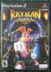 Rayman Arena Cover
