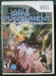 Sin & Punishment Star Successor Cover