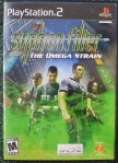 Syphon Filter Omega Strain Cover