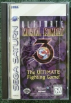 Ultimate Mortal Kombat 3 Cover