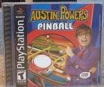 Austin Powers Pinball Cover