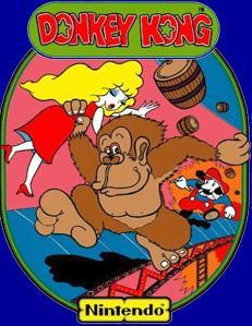 Donkey Kong 1981 Arcade