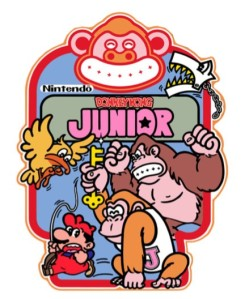 Donkey Kong Jr 1982 Arcade