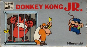 Donkey Kong Jr Game and Watch