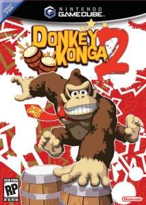 Donkey Konga 2 Cover
