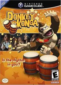 Donkey Konga Cover