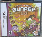 Gunpey DS Cover