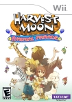 Harvest Moon Animal Parade Cover