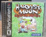 Harvest Moon Back to Nature Cover