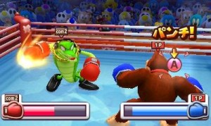 Mario and Sonic at the London 2012 Olympic Games 3DS Screen
