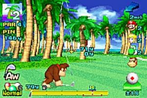 Mario Golf Advance Tour DK