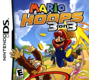 Mario Hoops 3-on-3 Cover