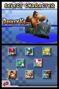 Mario Kart DS DK