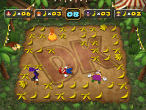 Mario Party 5 DK Stage