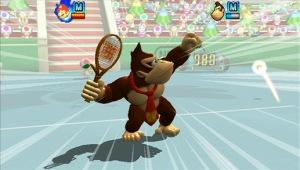 Mario Power Tennis DK