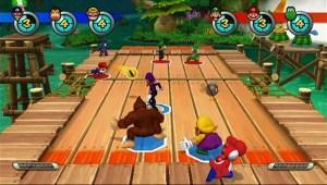 Mario Sports Mix Dodgeball