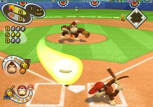 Mario Superstar Baseball DK