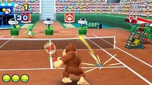Mario Tennis Open DK