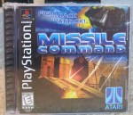 Missile Command Cover