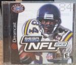 NFL 2K2 Cover