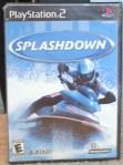 Splashdown Cover