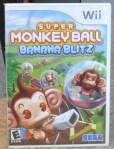 Super Monkey Ball Banana Blitz Cover