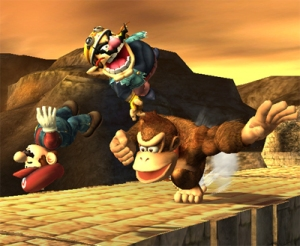 Super Smash Bros Brawl Donkey Kong