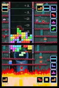 Tetris DS DK Level