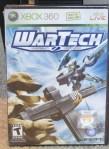WarTech Cover