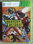 Anarchy Reigns Cover