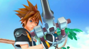 Kingdom Hearts 3 Sora