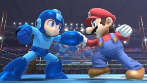 Mega Man and Mario