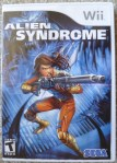 Alien Syndrom Cover