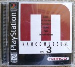 Namco Museum vol 3 Cover
