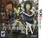 Shin Megami Tensei IV Cover