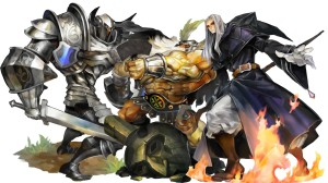 Dragons Crown Art