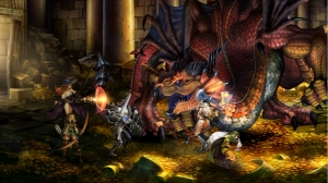 Boss battles are huge, varied, scuffles that are the perfect end to each stage.