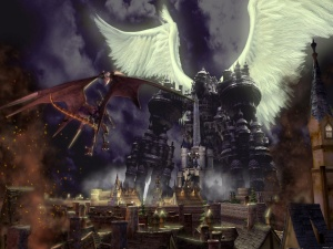 Final Fantasy IX Alexander