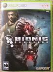 Bionic Commando Cover