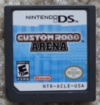 Custom Robo Arena Cartridge