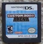 Custom Robo Arena Cartridge