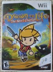 Drawn to Life The Next Chapter (Wii) Cover